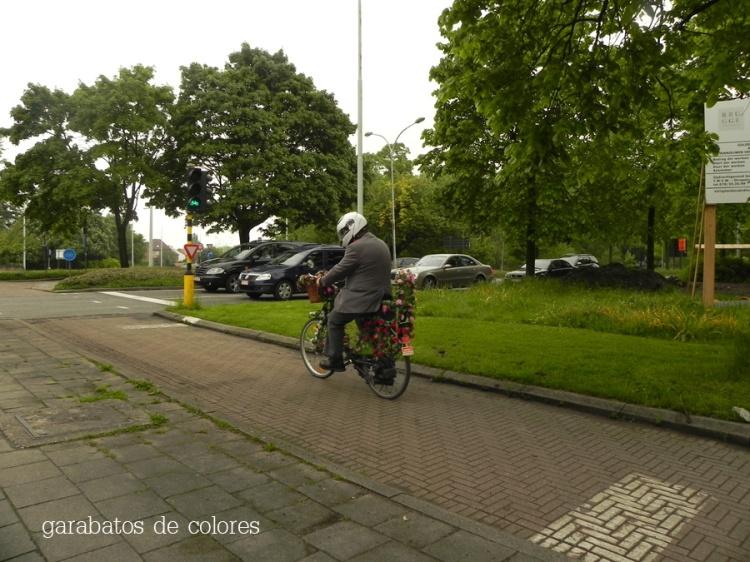 Bicicleta en Brujas